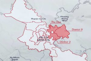 """Thành lập thành phố phía Đông TPHCM: Biệt thự thấp tầng """"tăng nhiệt"""""""