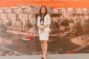 Vnnreal bổ nhiệm Bà Trần Thị Hải Yến Giám Đốc Kinh Doanh CN HCM